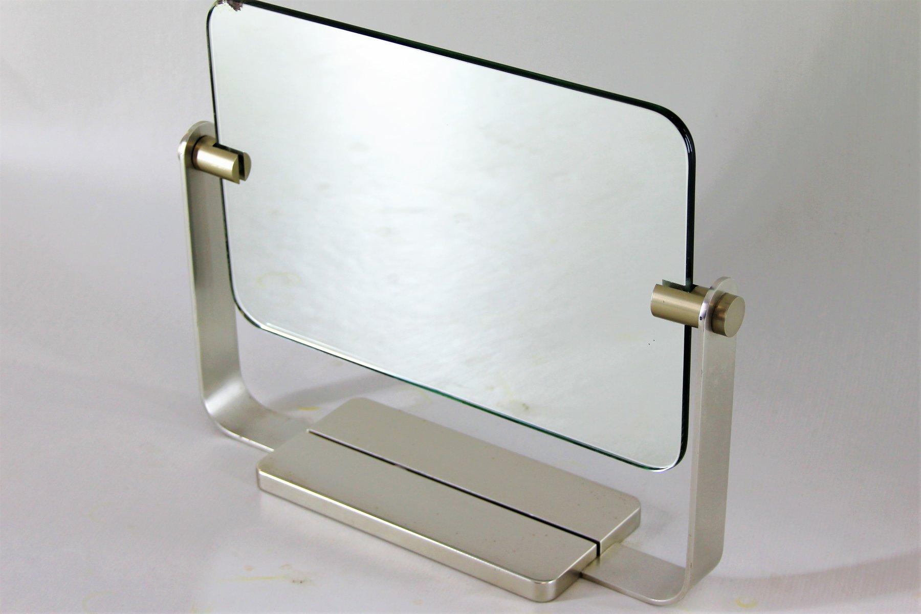 Spiegel mit messingrahmen von fontana arte 1950er bei for Spiegel mit messingrahmen