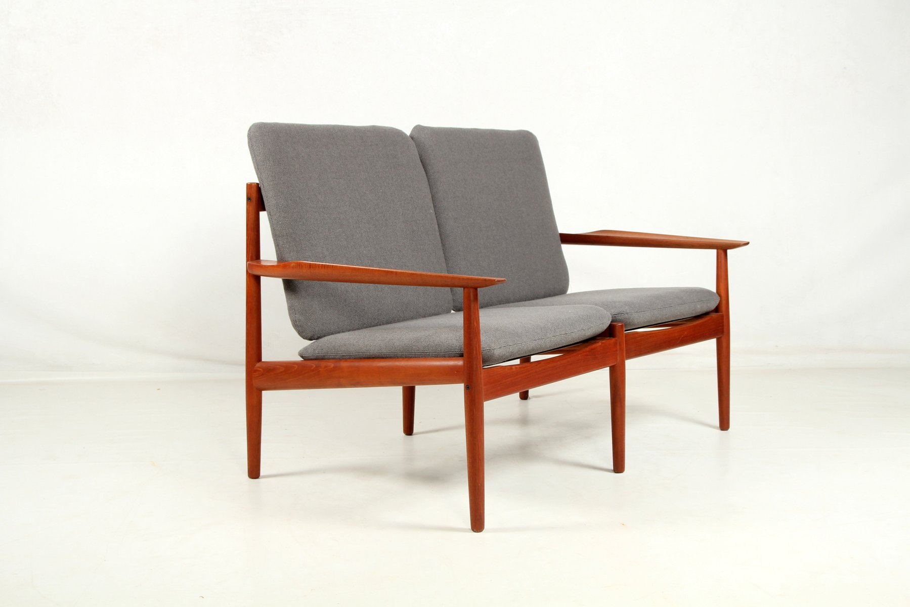 Teak Sofa By Arne Vodder For Glostrup 1960s For Sale At Pamono