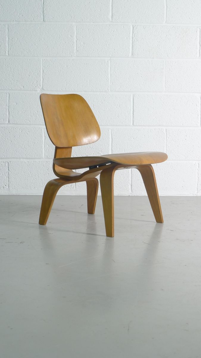 LCW Chair By Charles U0026 Ray Eames For Evans, 1948