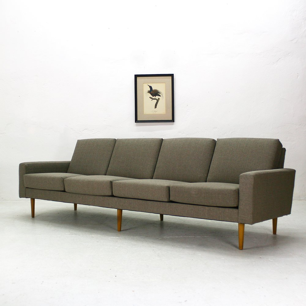 Mid Century Modern Four Seater Sofa For Sale At Pamono