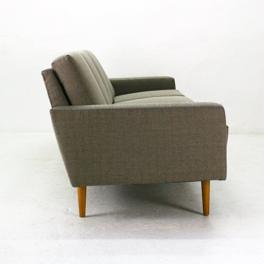 Mid century modern four seater sofa for sale at pamono for Sofa 6 seater
