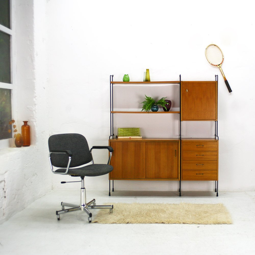 Height Adjustable Office Chair with Armrests 1960s for  : height adjustable office chair with armrests 1960s 2 Adjustable Desks <strong>for Home Office</strong> from www.pamono.com size 1000 x 1000 jpeg 616kB