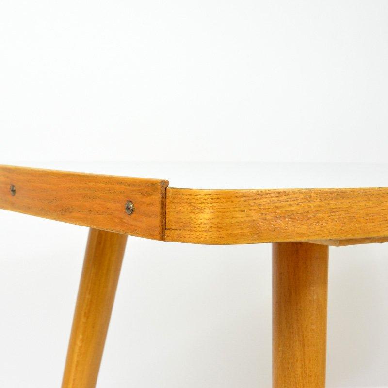 boomerang shaped coffee table