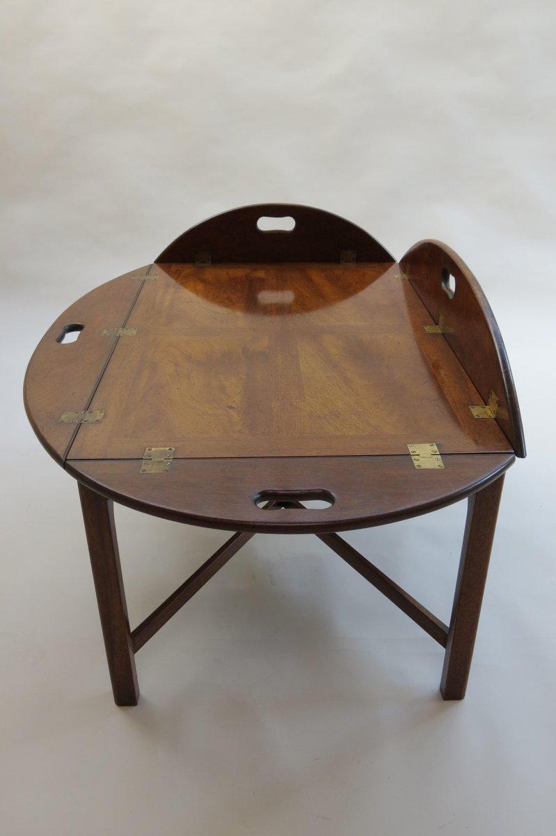 Perfect English Mahogany Butlers Tray Coffee Table, 1960s 11. U20ac1,228.00