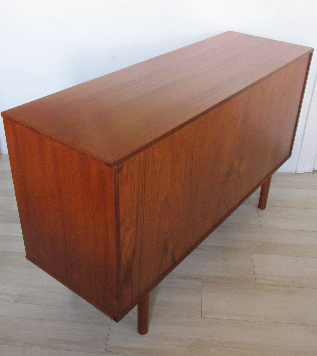 Skandinavisches vintage teak sideboard 1960er bei pamono for Skandinavisches sideboard