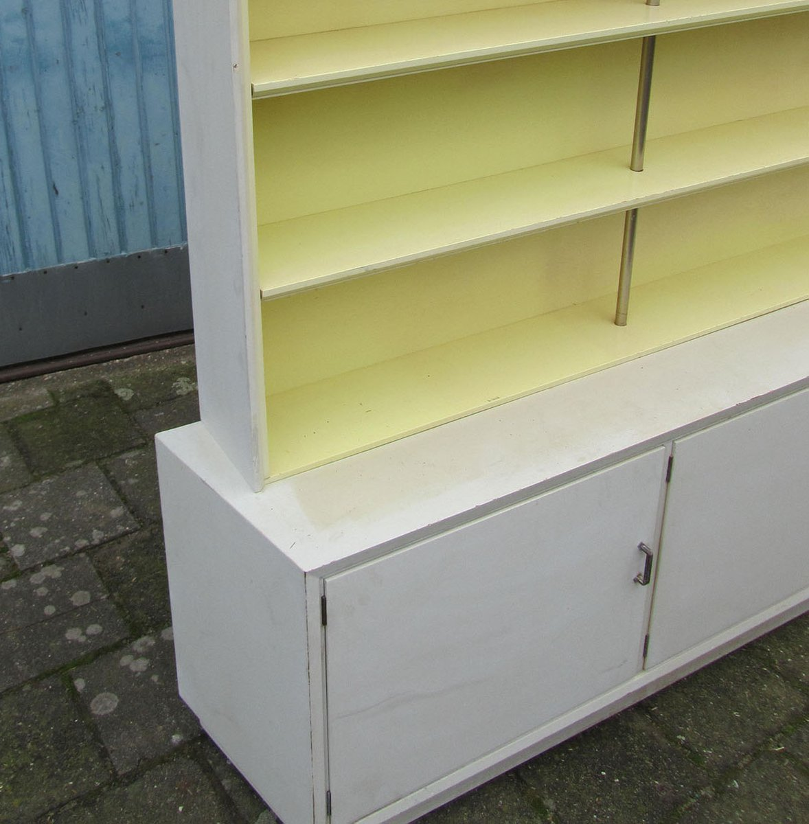 Dutch modernist cabinet bookcase 1940s for sale at pamono for 1940s kitchen cabinets for sale