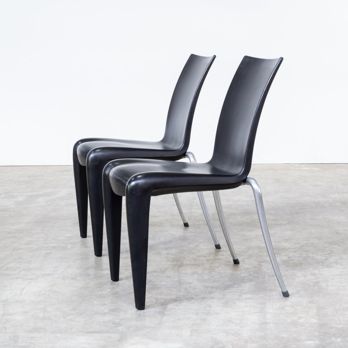 Louis 20 Stühle von Philippe Starck für Vitra 1990er 4er Set bei Pamono kaufen