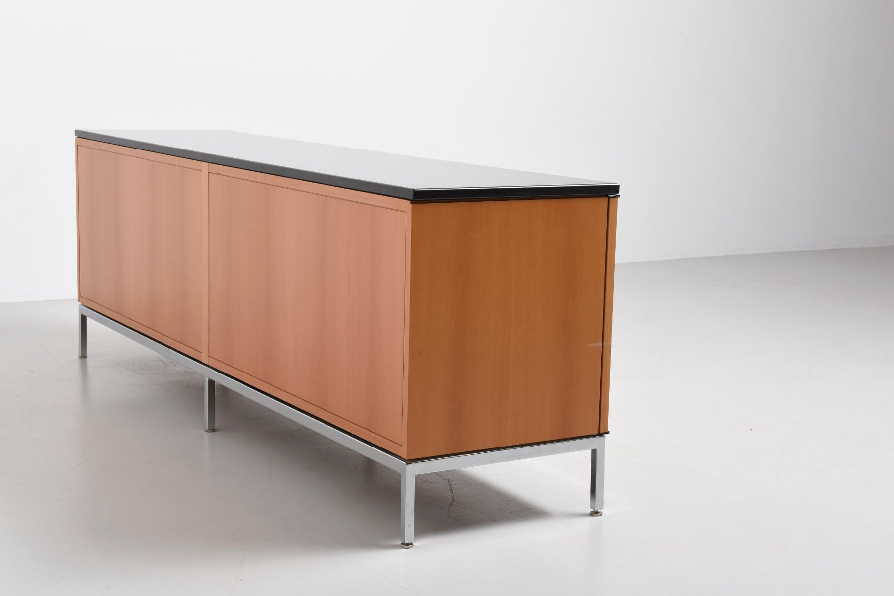 Mid Century Credenza By Florence Knoll For Knoll For Sale