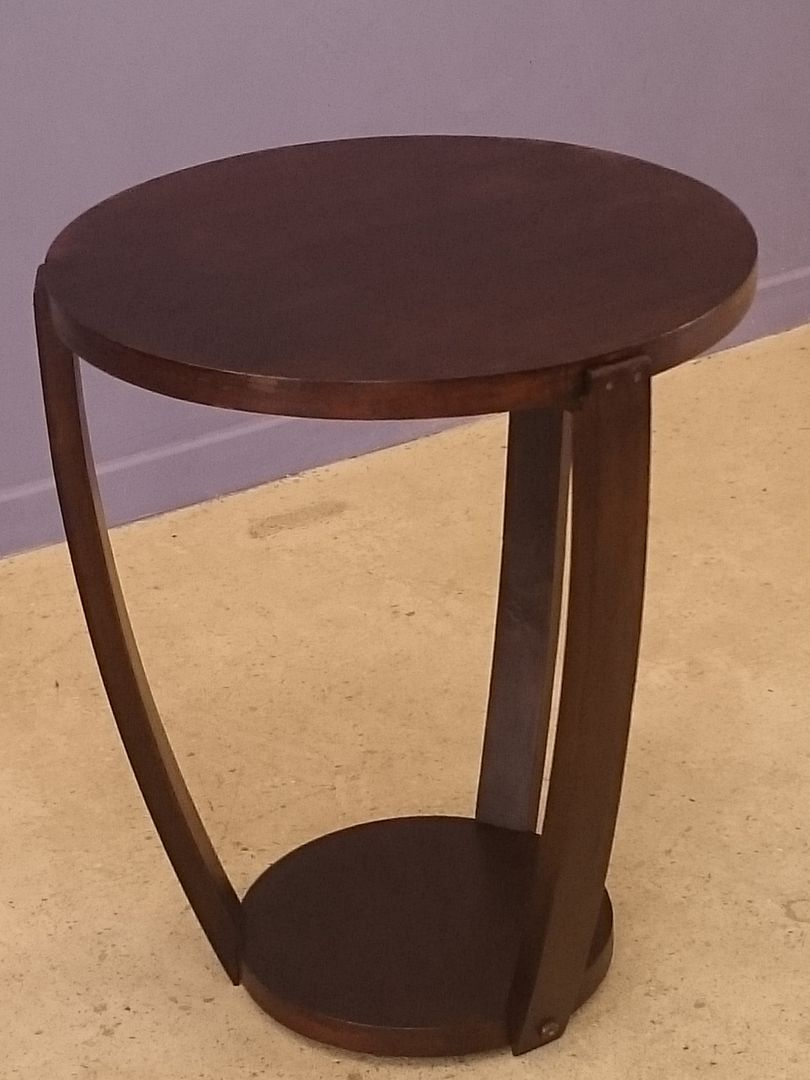French Art Deco Side Table 7. $281.00. Price Per Piece