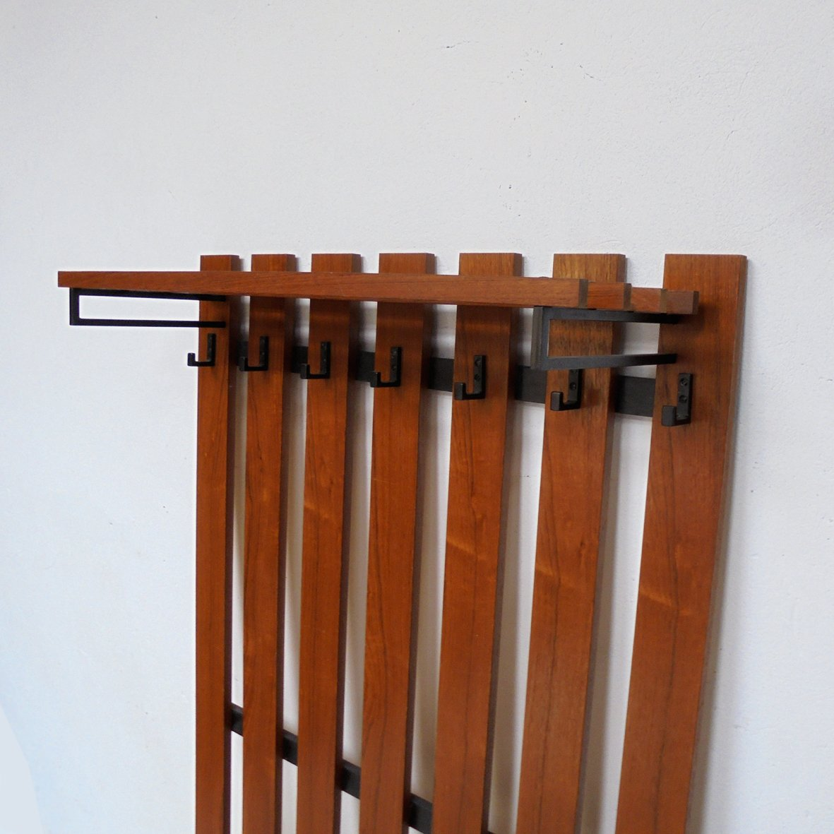 vintage entrance hall coat rack 1950s for sale at pamono