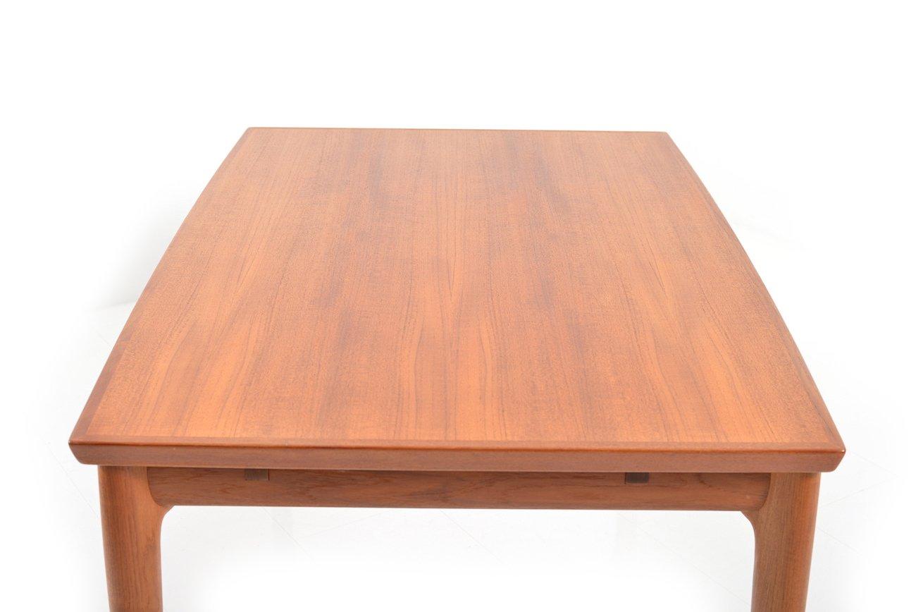 Mid Century Teak Dining Table By Henning Kjaernulf 1960s