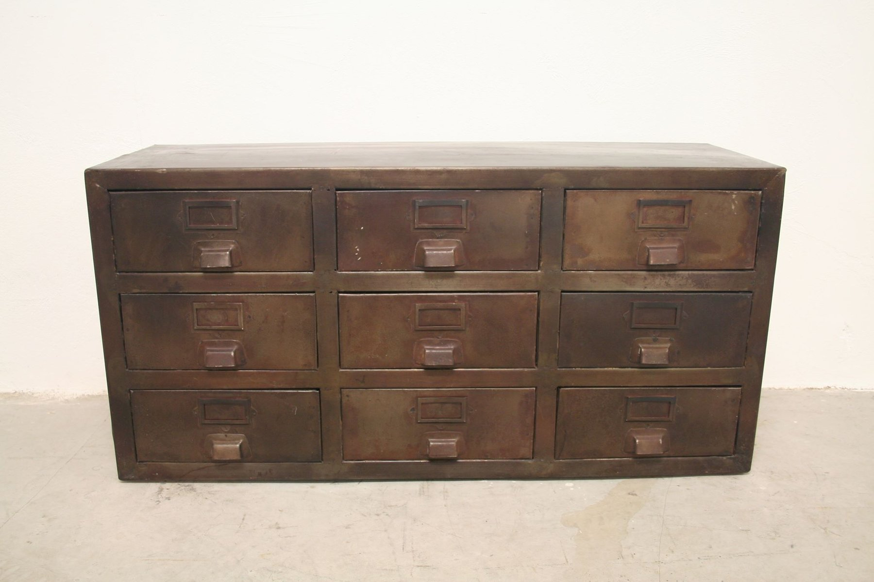 french vintage industrial metal sideboard s for sale at pamono - french vintage industrial metal sideboard s
