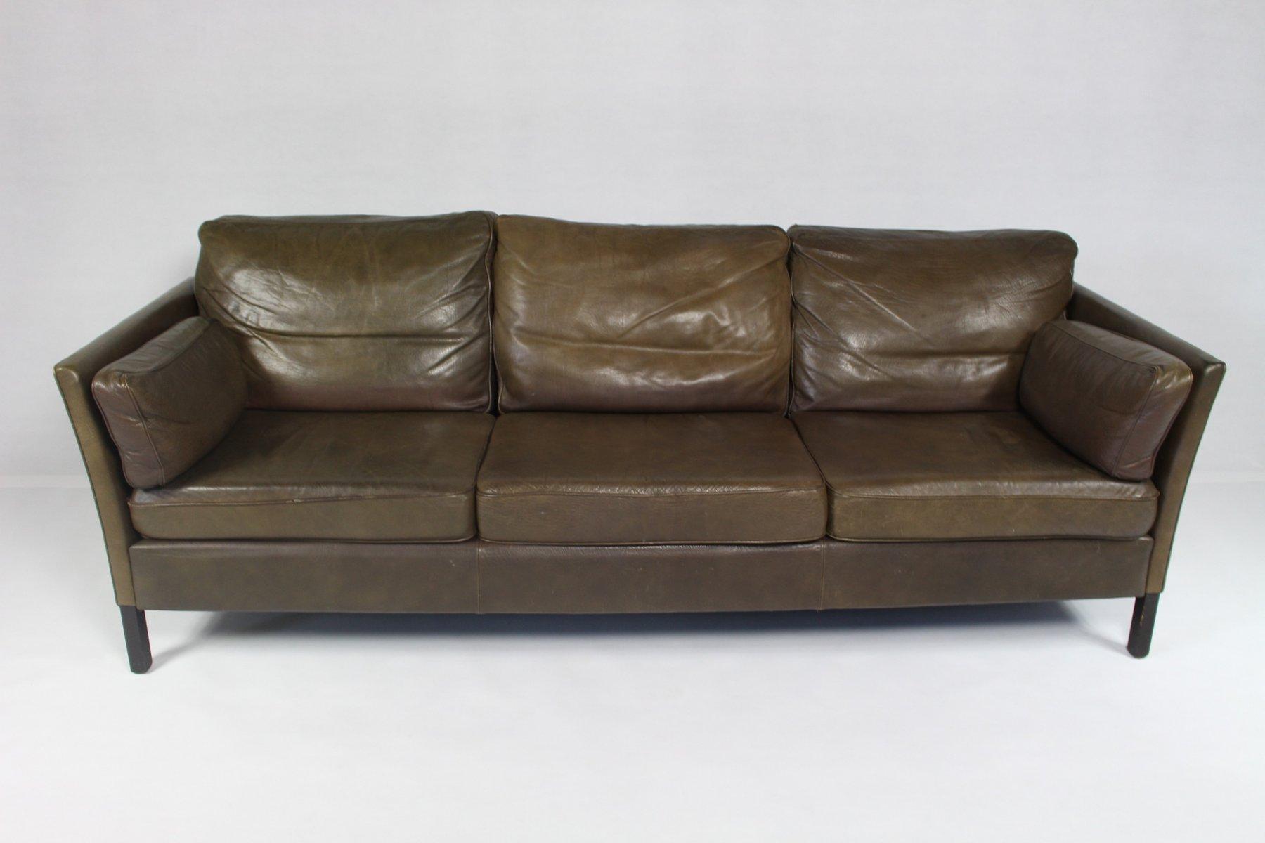 d nisches sofa von vejen polsterm belfabrik f r georg. Black Bedroom Furniture Sets. Home Design Ideas