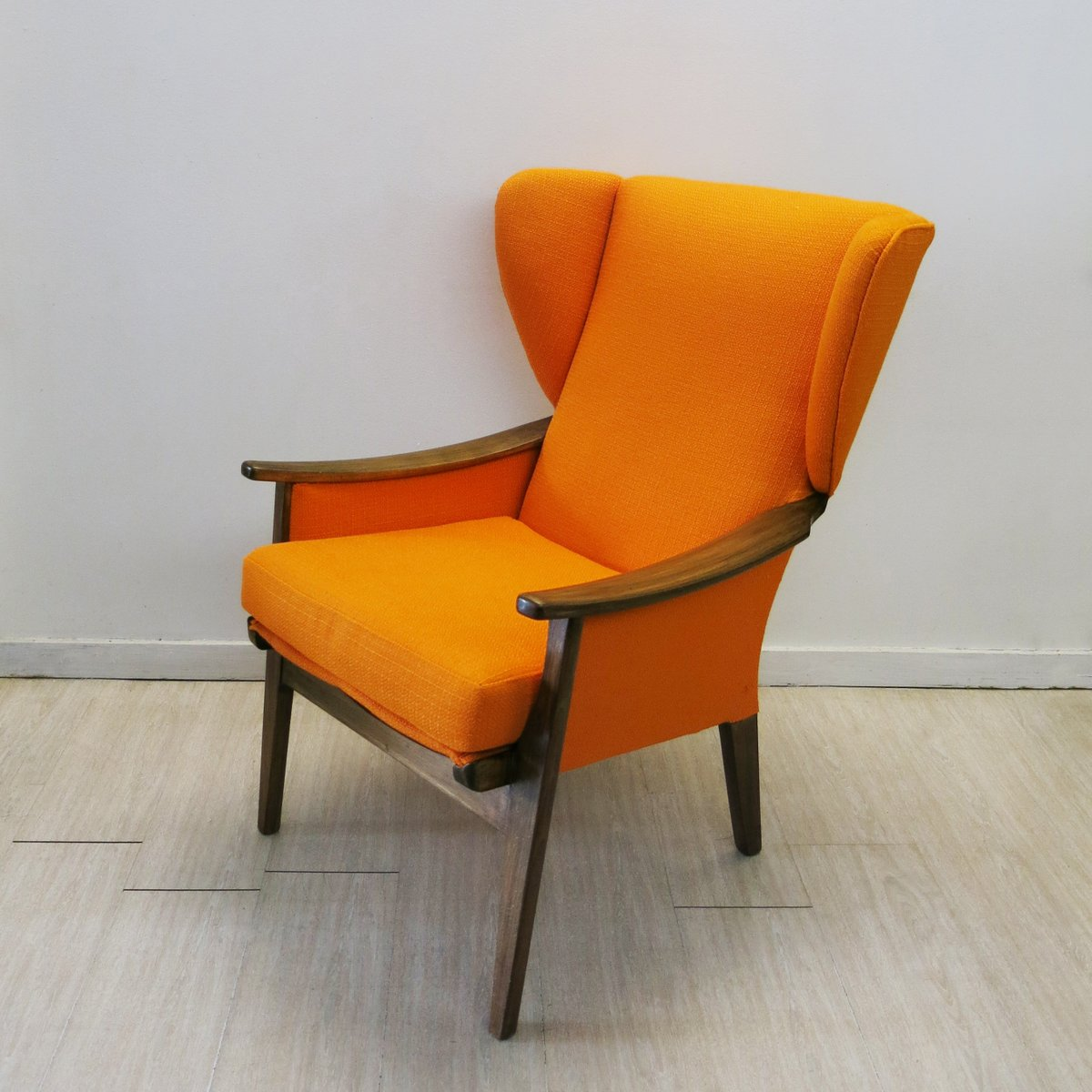 Price per piece & Vintage Orange Armchair from Parker Knoll 1960s for sale at Pamono islam-shia.org