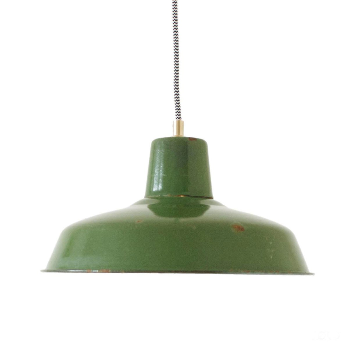 Vintage french industrial pendant lamp for sale at pamono - Suspension industrielle noire ...