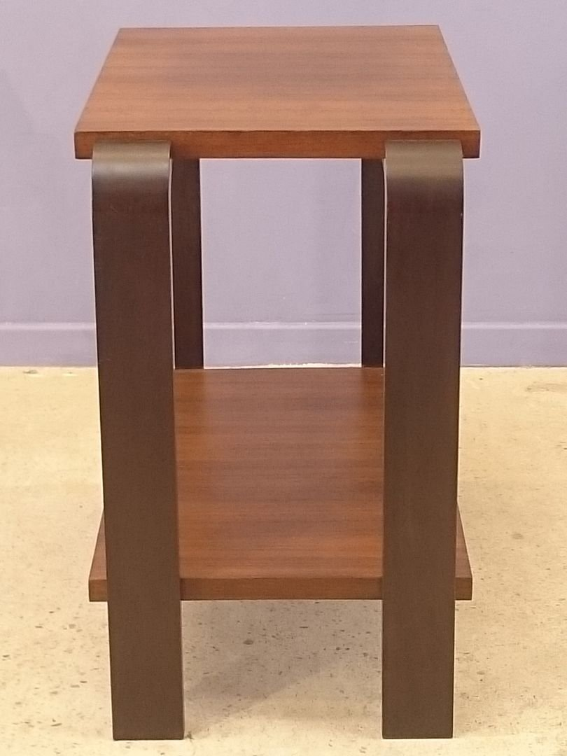 Two tier art deco side table 1930s for sale at pamono for Prem table 99 00