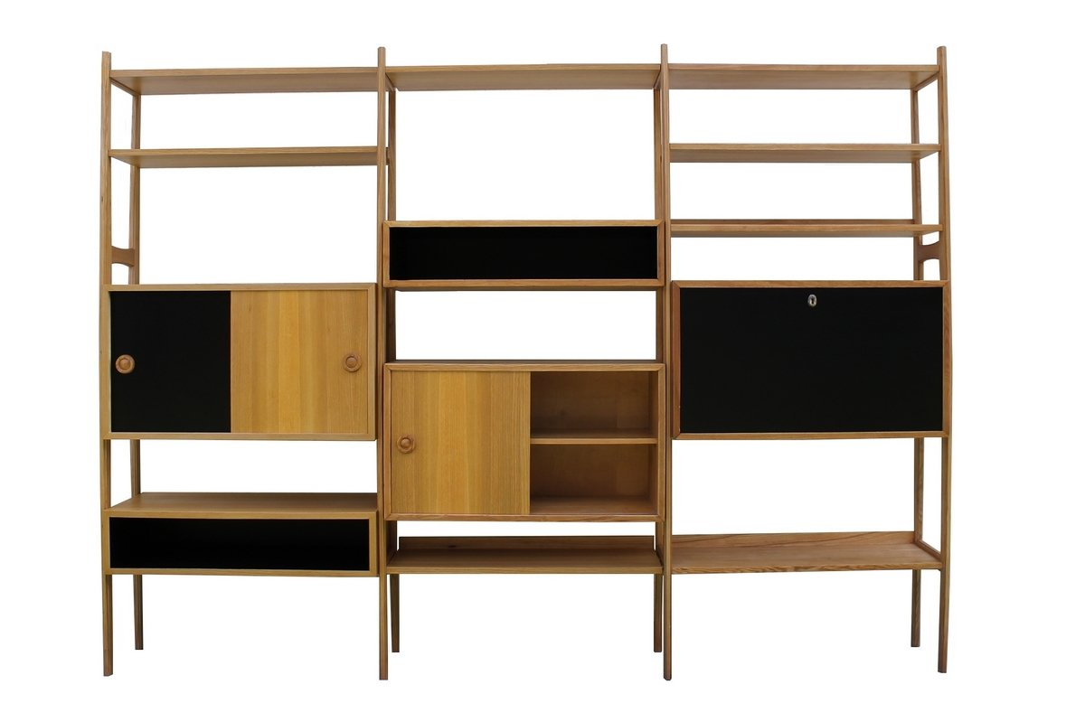 Polish wall unit by rajmund ha as for bydgoszcz furniture Wall unit furniture
