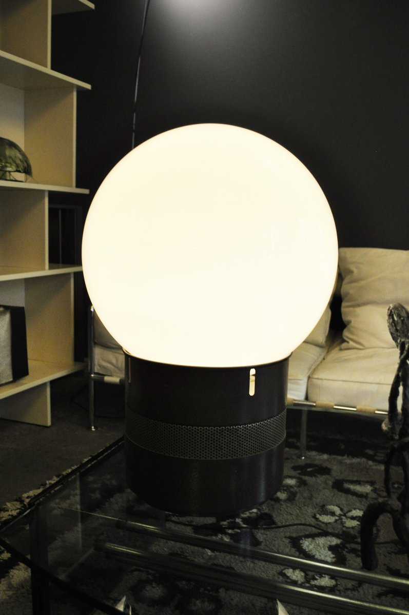 Mezzo Oracolo Table Lamp by Gae Aulenti for Artemide, 1960s for sale at Pamono
