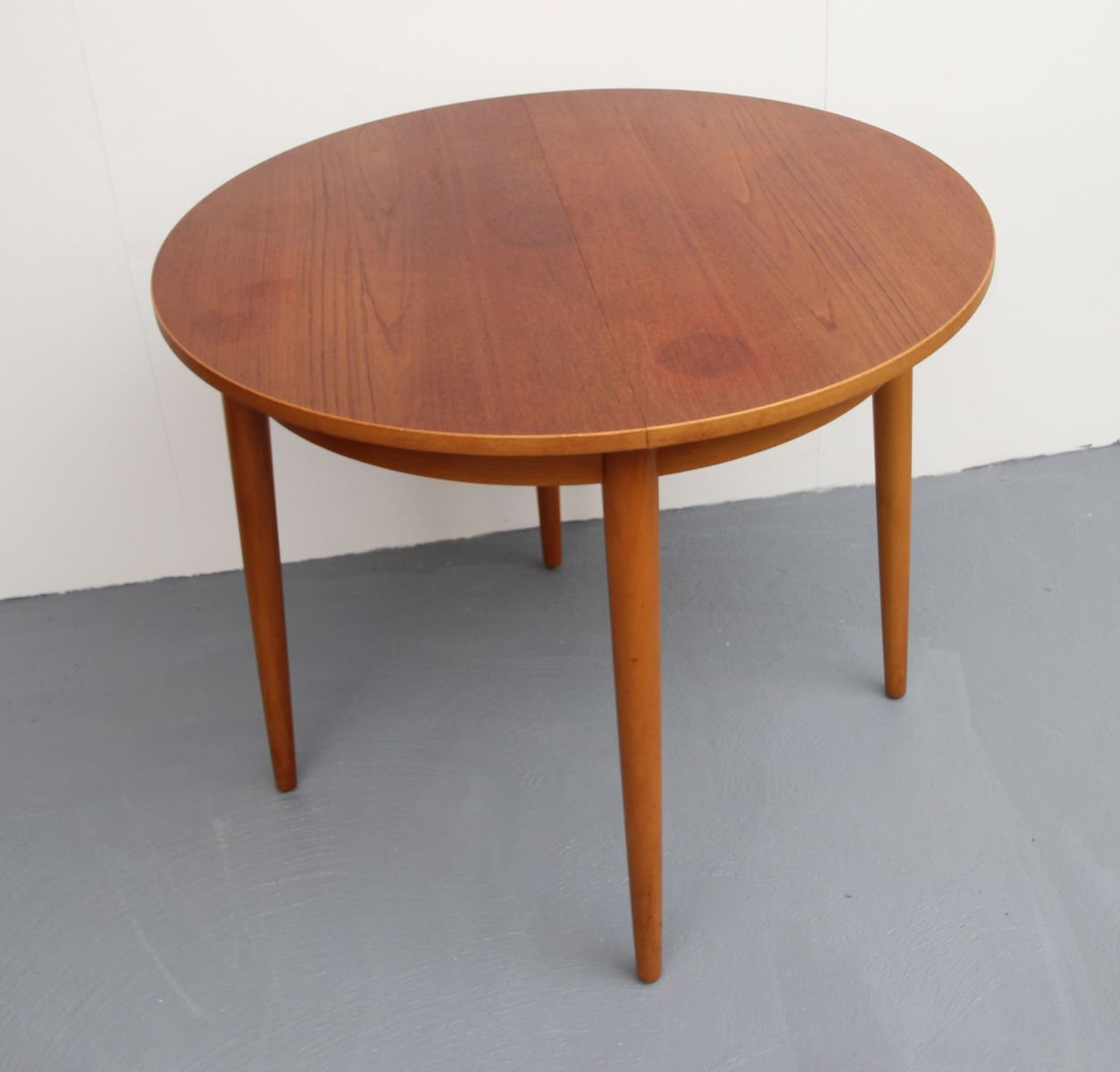Small vintage dining table from l bke for sale at pamono for Small dining tables for sale