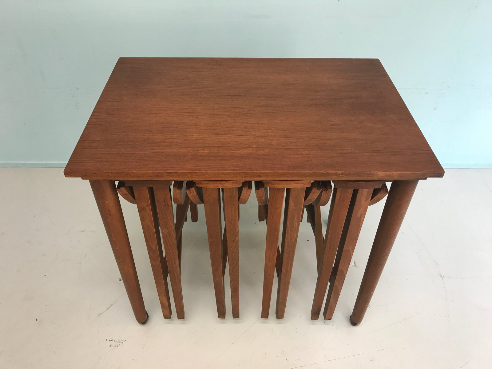 Vintage Nesting Tables ~ Vintage nesting side tables s for sale at pamono