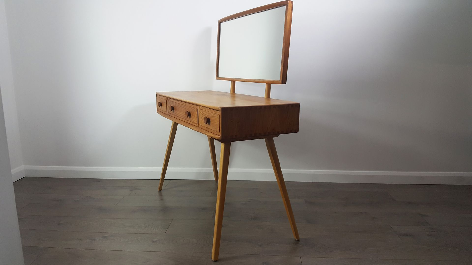 Dressing Table Amp Mirror By Lucian Ercolani For Ercol