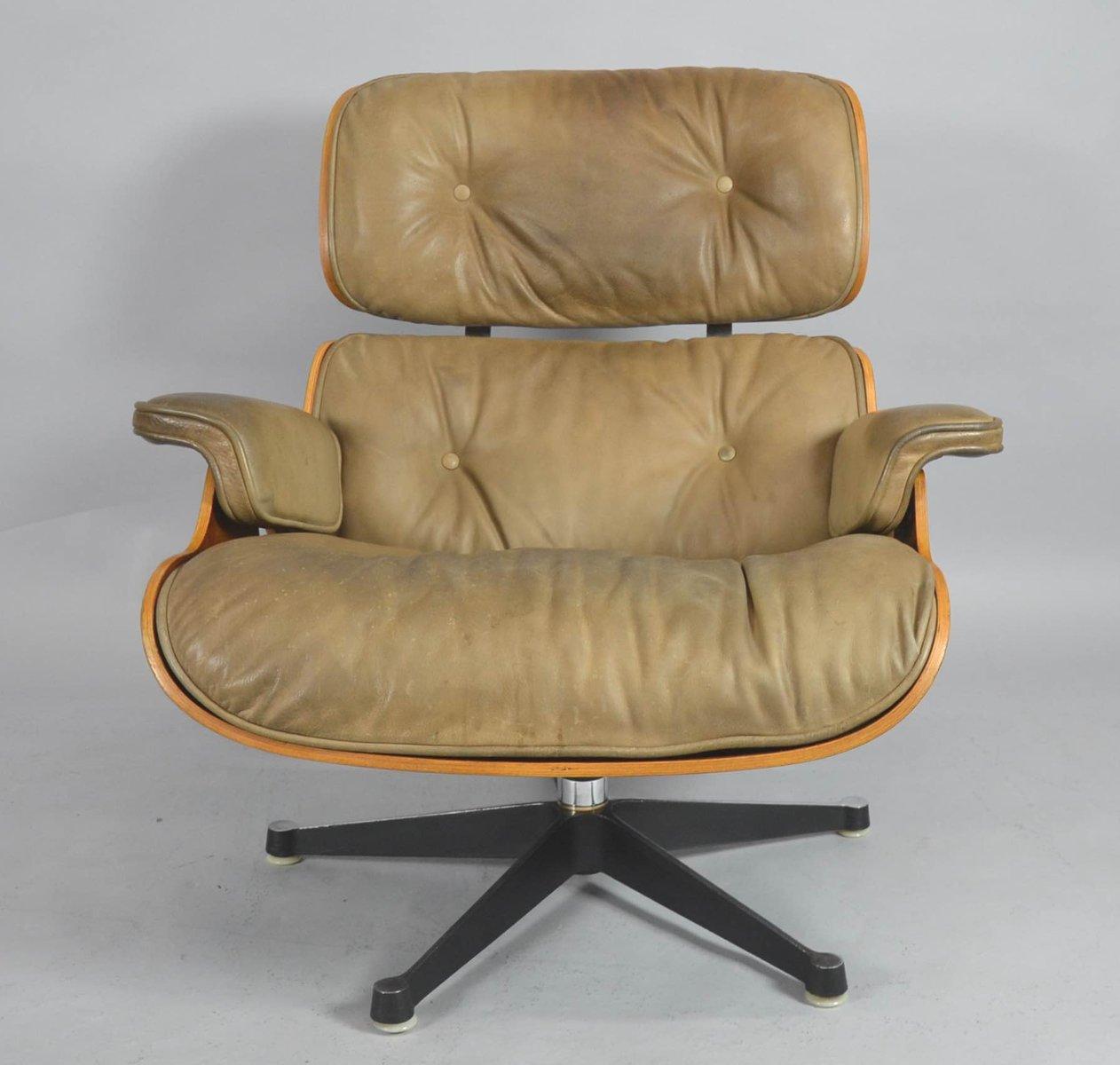 mid century sessel von charles ray eames f r fehlbaum. Black Bedroom Furniture Sets. Home Design Ideas