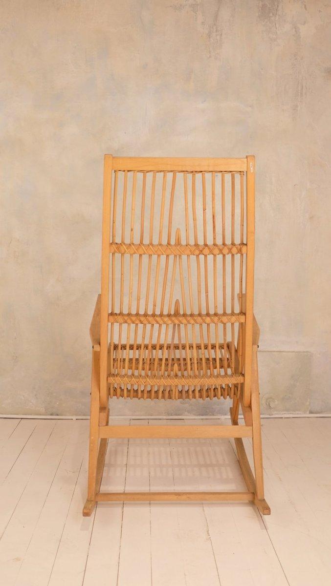 Bamboo rocking chair - Bamboo Rocking Chair 52