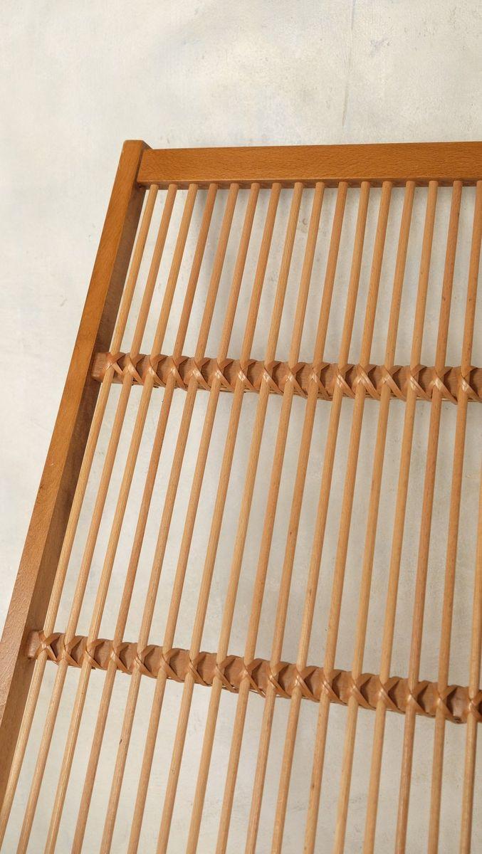 vintage schaukelstuhl aus holz bei pamono kaufen. Black Bedroom Furniture Sets. Home Design Ideas