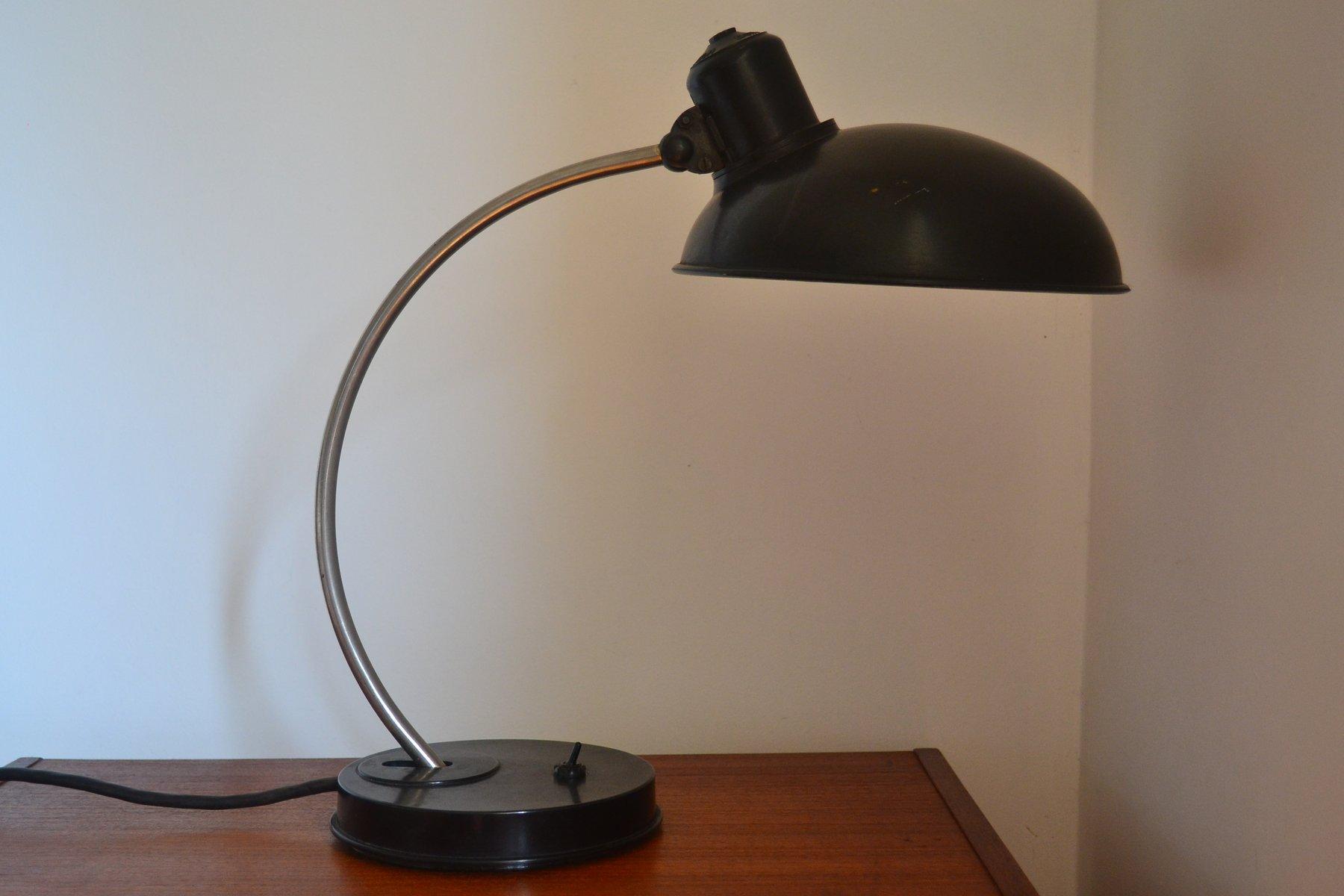Bauhaus Lampe Von Marianne Brandt 1930er