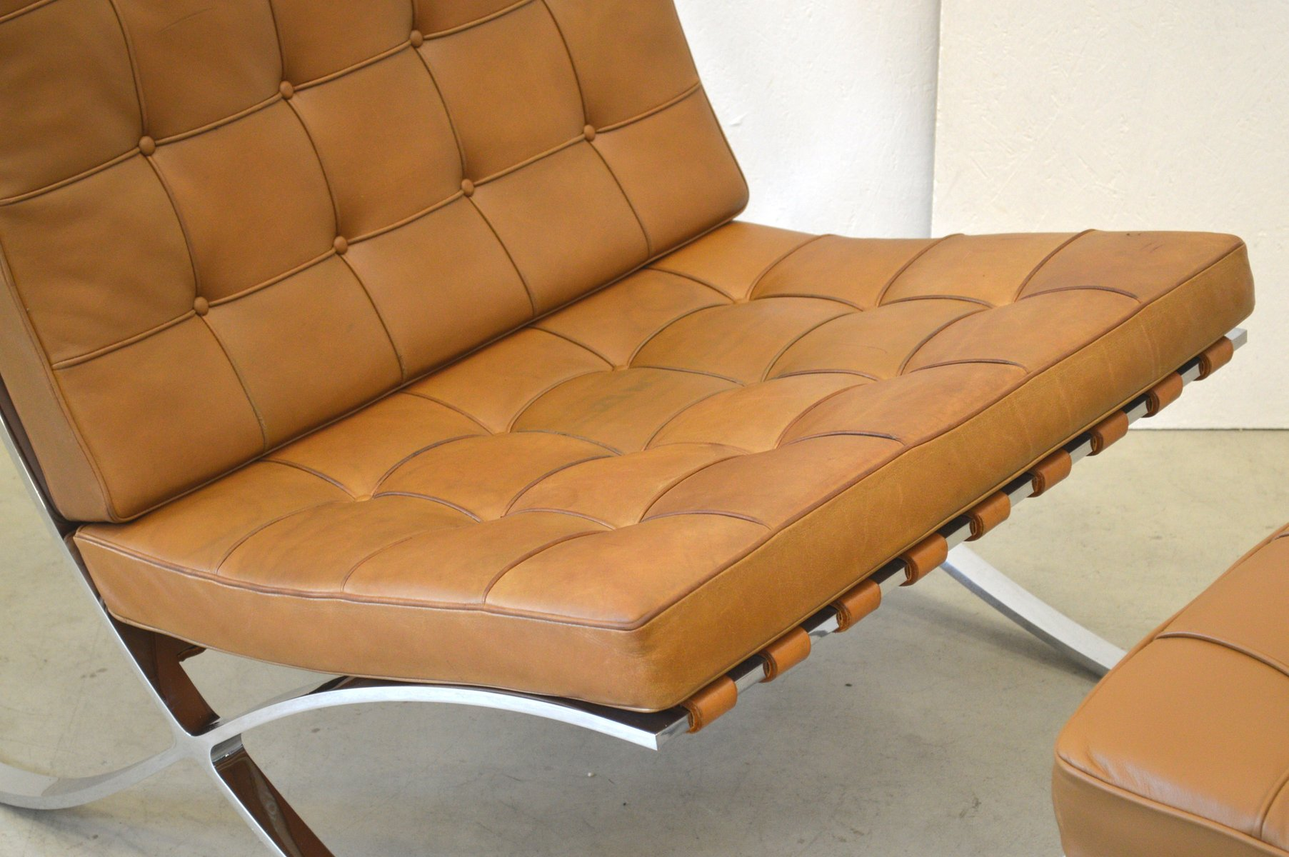 Barcelona chair brown - On Hold