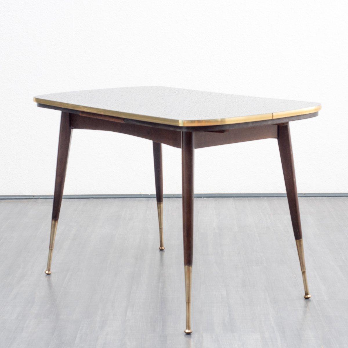 h henverstellbarer couchtisch 1950er bei pamono kaufen. Black Bedroom Furniture Sets. Home Design Ideas