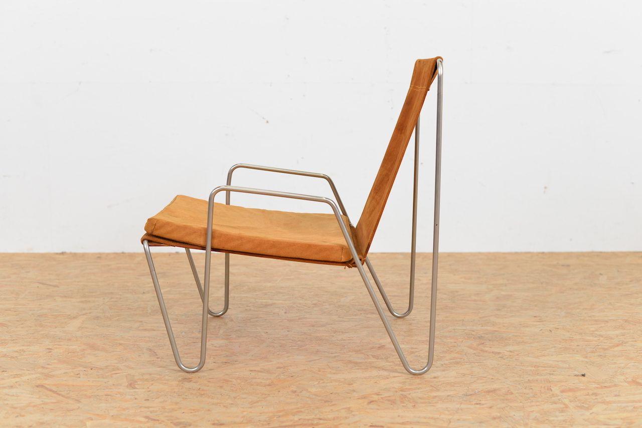 mid century bachelor sessel von verner panton f r fritz hansen bei pamono kaufen. Black Bedroom Furniture Sets. Home Design Ideas