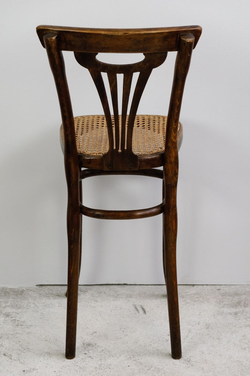... Bentwood High Chair By Austrian Bentwood High Chair For Children By  Michael ...