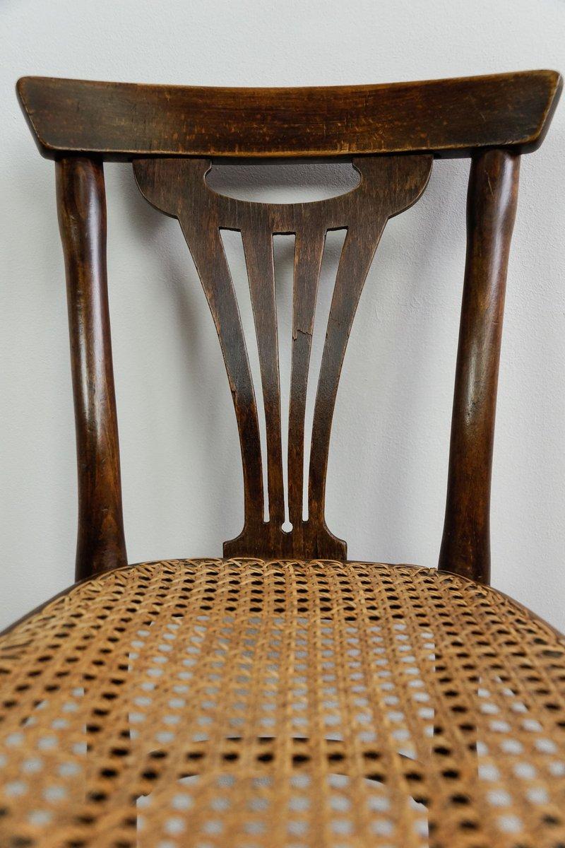 chaise haute pour enfant en bois courb par michael thonet pour thonet autriche 1900s en vente. Black Bedroom Furniture Sets. Home Design Ideas