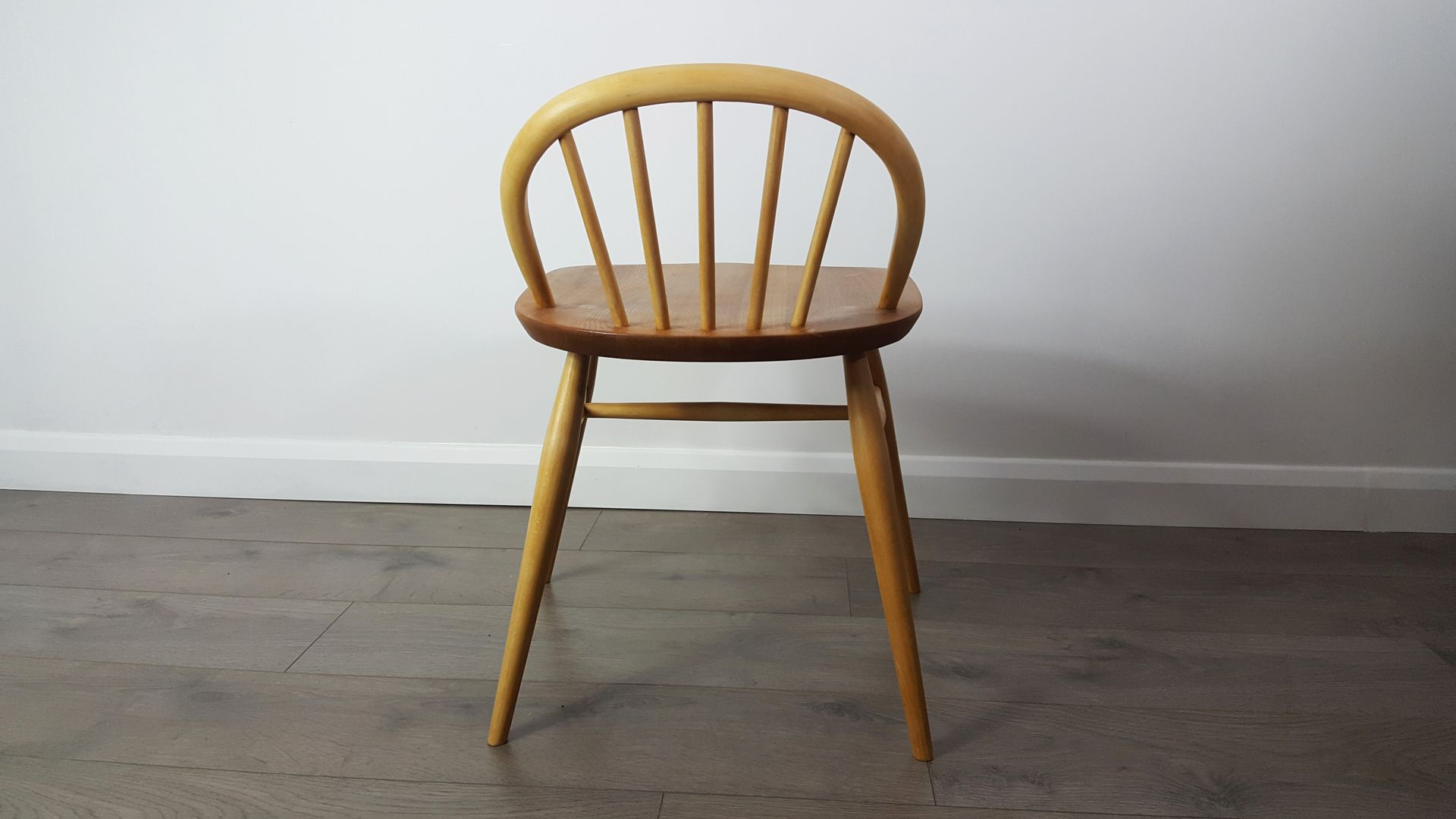 Windsor Dressing Chair by Lucian Ercolani for Ercol 1960s for