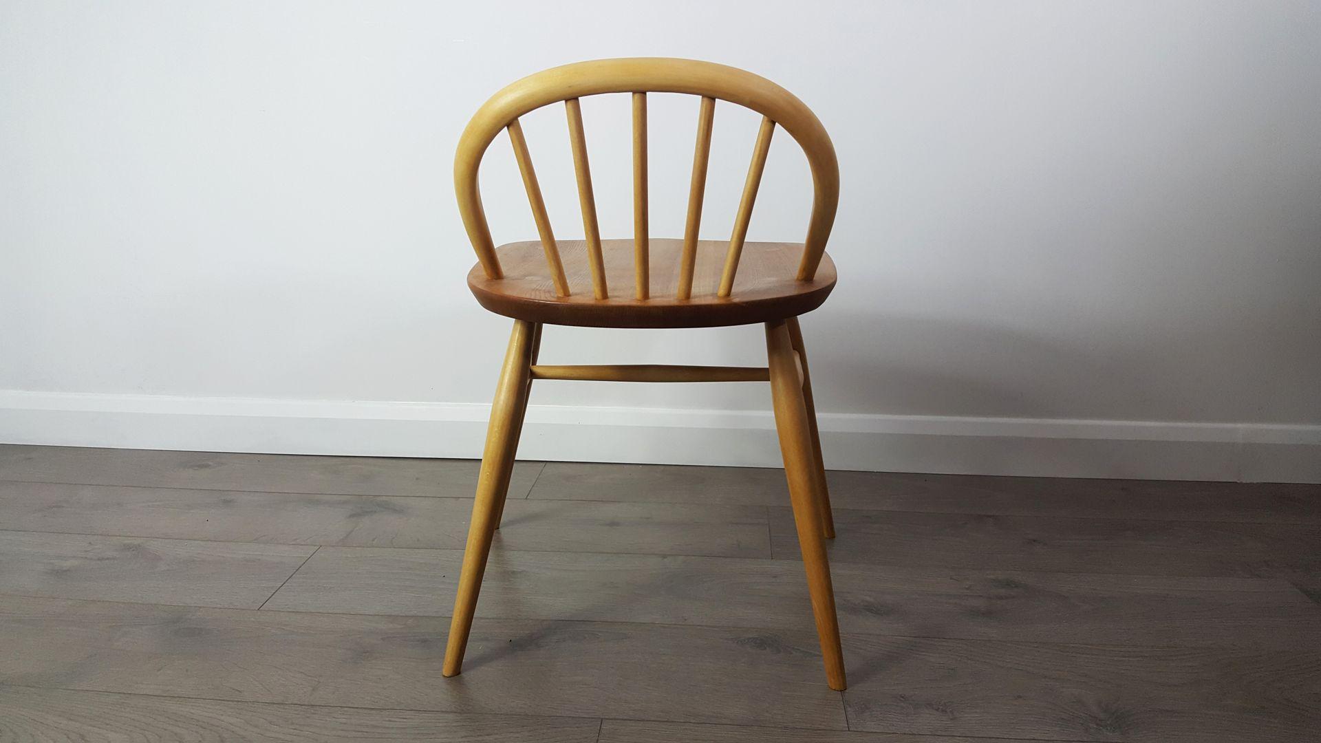 Windsor stuhl von lucian ercolani f r ercol 1960er bei pamono kaufen - Windsor stuhl ...
