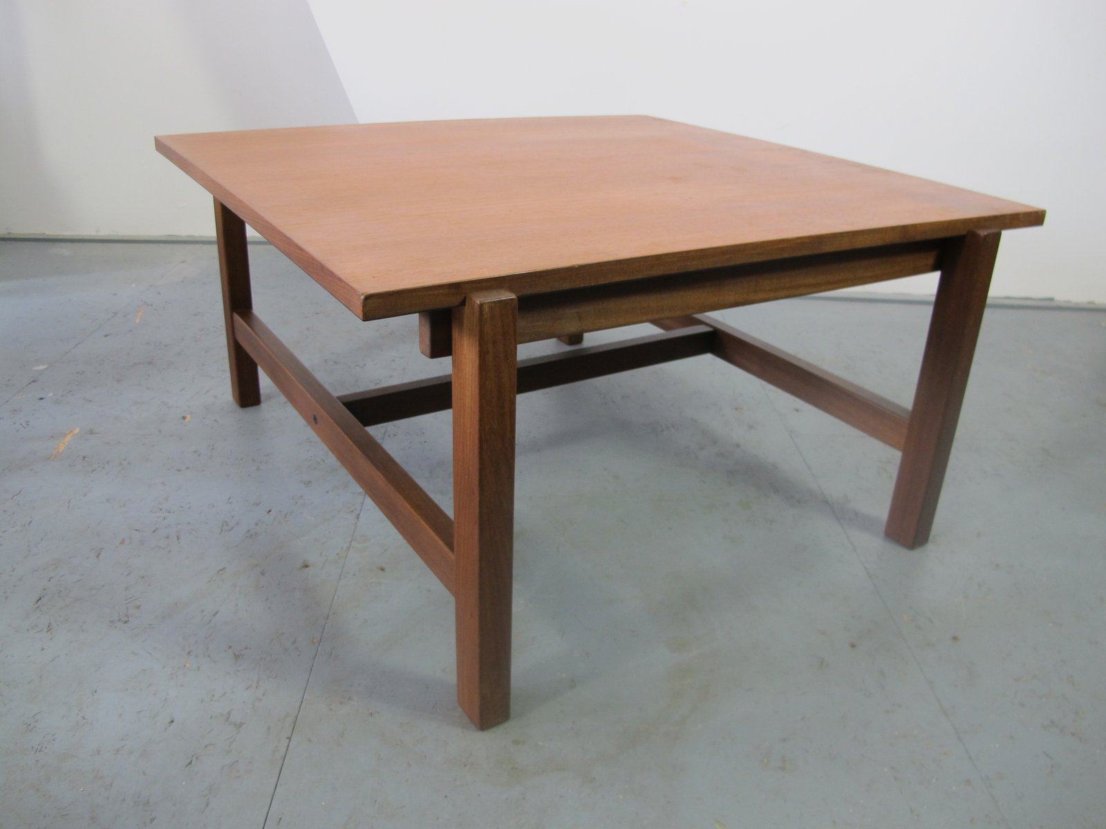 Vintage teak and formica reversible coffee table from pastoe for sale at pamono Formica coffee table