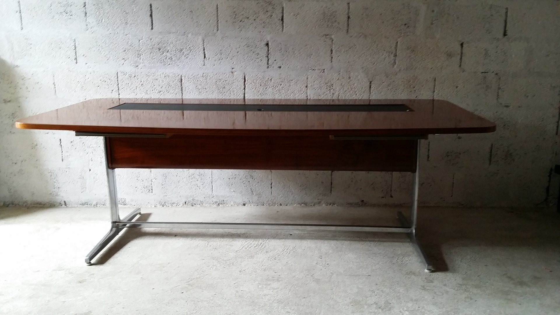 Vintage Desk by George Nelson for Herman Miller for sale at Pamono