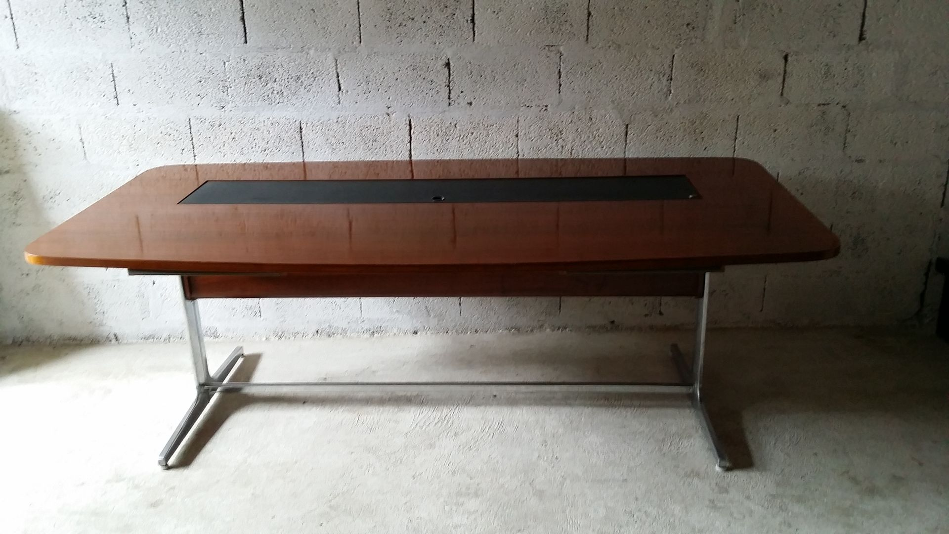 Vintage desk by george nelson for herman miller for sale at pamono - Herman miller vintage ...