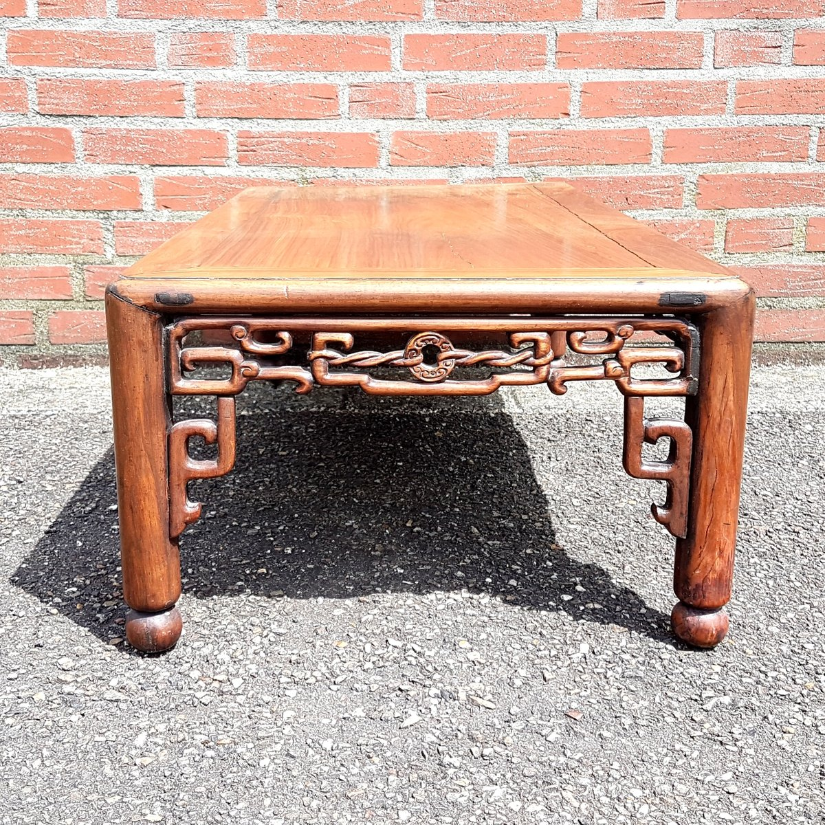 antique coffee table for sale antique padouk coffee table for at pamono 7468
