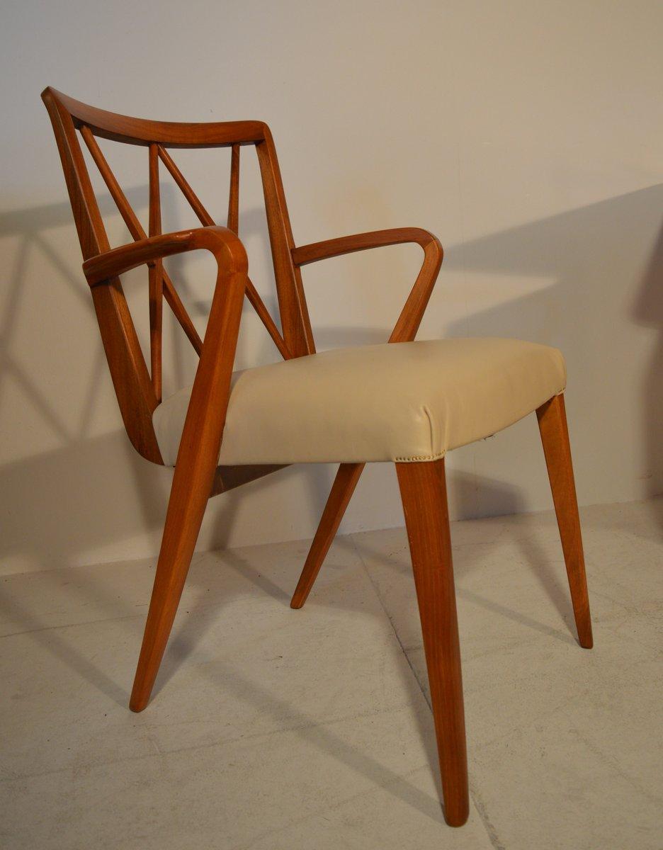 poly z schreibtisch und stuhl von abraham patijn f r. Black Bedroom Furniture Sets. Home Design Ideas