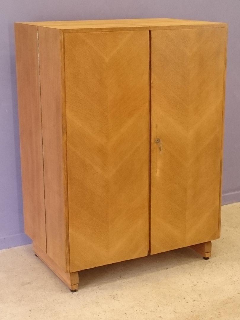 Magic Box Desk By Mumenthaler Amp Meier 1950s For Sale At