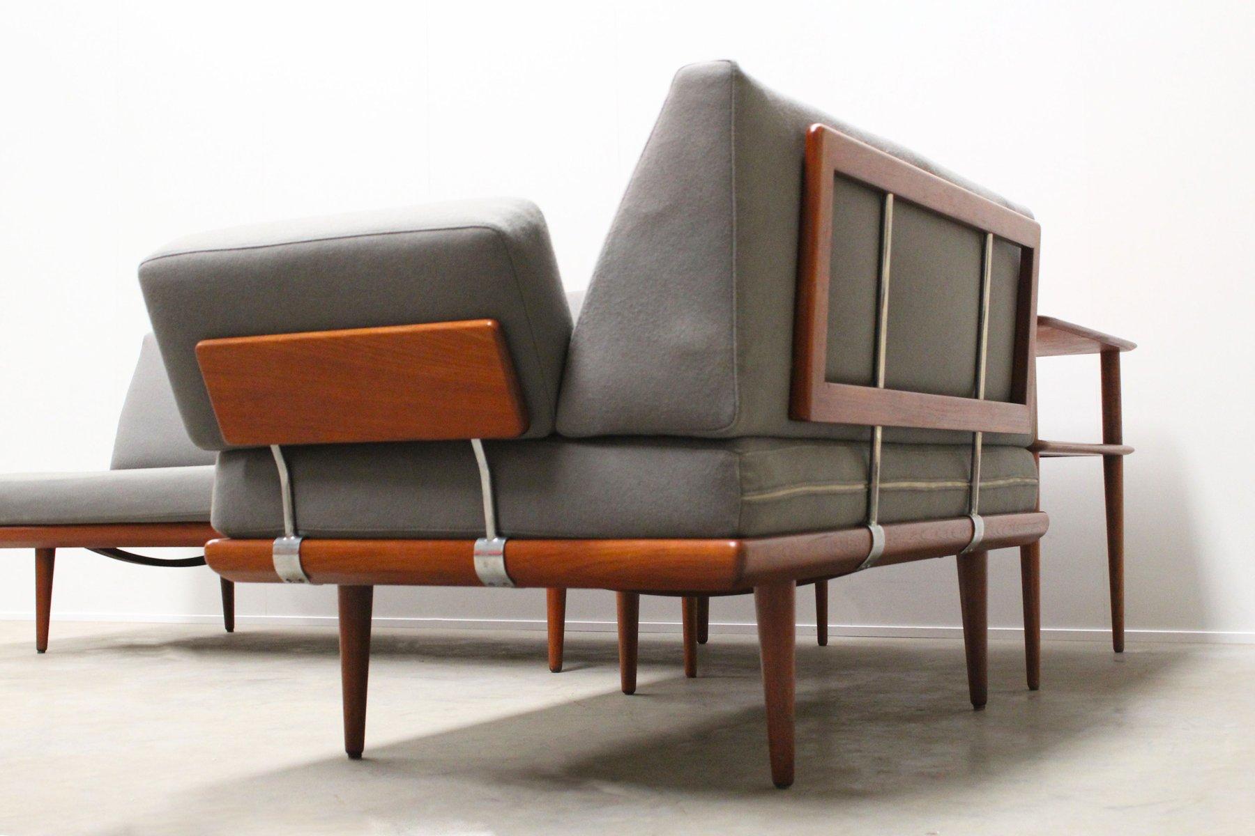 Minerva Sofa Set by Peter Hvidt & Orla M¸lgaard Nielsen for France