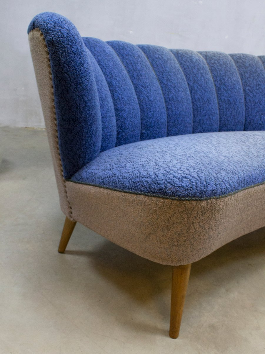 Vintage Cocktail Lounge Sofa, 1950s For Sale At Pamono