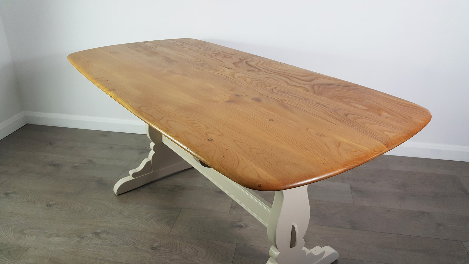 Vintage Refectory Table by Lucian Ercolani for Ercol for sale at