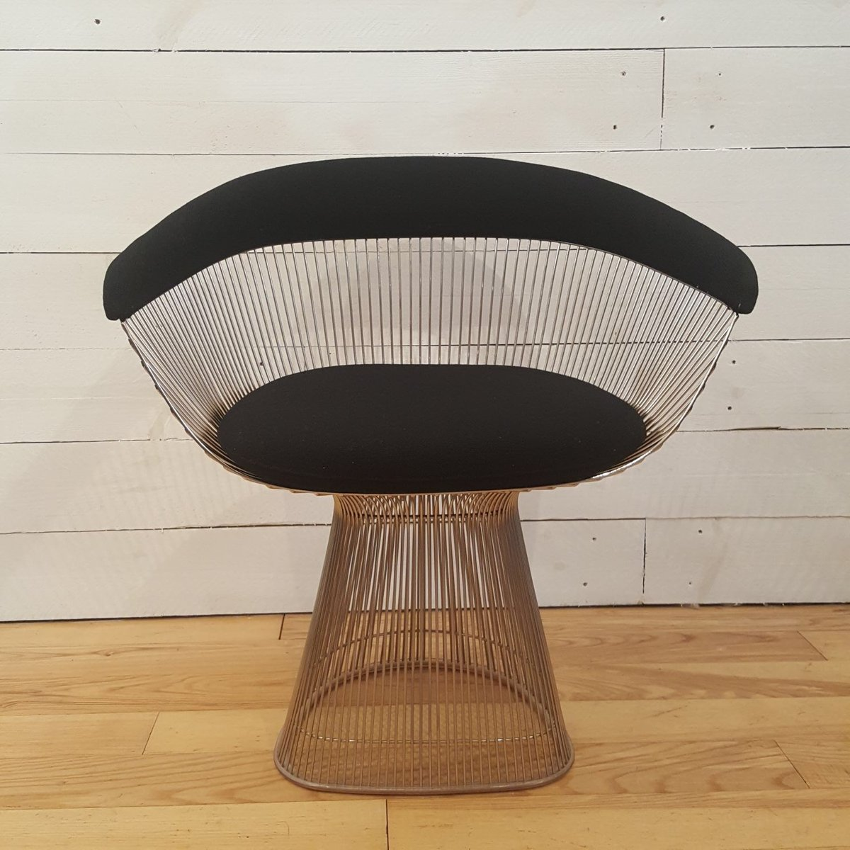 Armchairs by Warren Platner for Knoll International, 1966, Set of ...