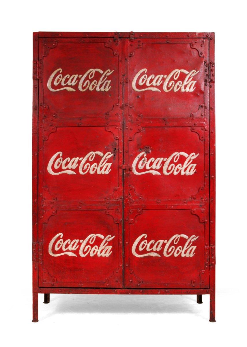 Vintage Coca Cola Maschinen auf Craigslist