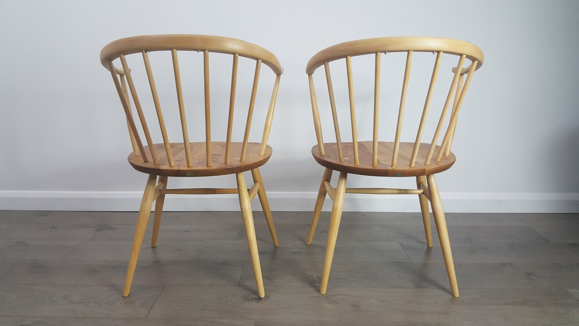 Vintage Windsor Bow Top Armchair By Lucian Ercolani For Ercol For Sale At Pamono