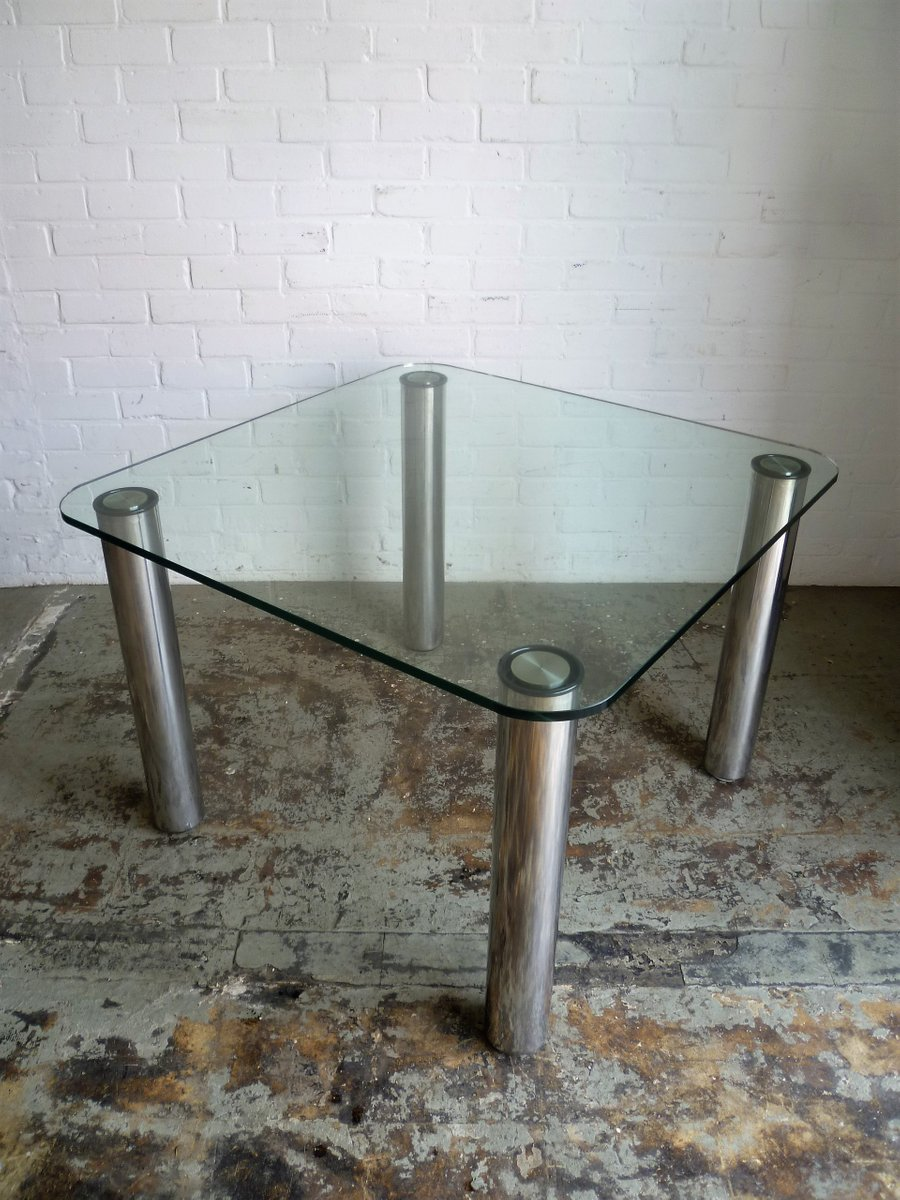 Vintage marcuso dining table by marco zanuso for zanotta for Table zanotta