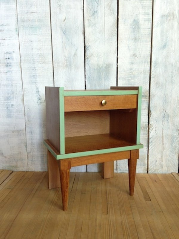 vintage french wooden bedside table for sale at pamono vintage oak bedside cabinet antique bedside table ebay